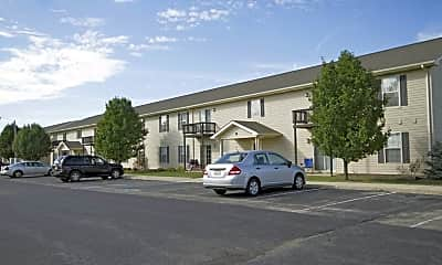 Building, Fox Brook Apartments, 1