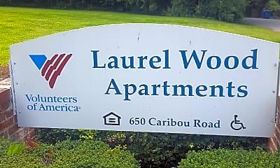 Laurel Wood Apartments, 1