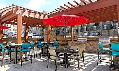Recreation Area, Mountain Ranch Apartments, 1