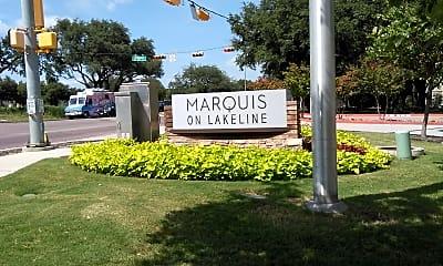 Marquis on Lakeline, 1