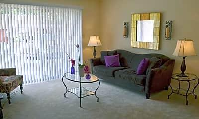 Living Room, Veracruz Apartments, 0