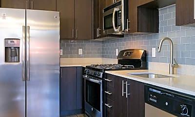 Kitchen, 7001 Arlington At Bethesda Apartments, 1