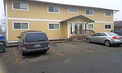 Building, 614 A St, 1