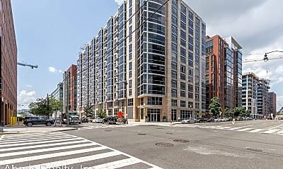 Building, 1025 1st Street SE #513, 2