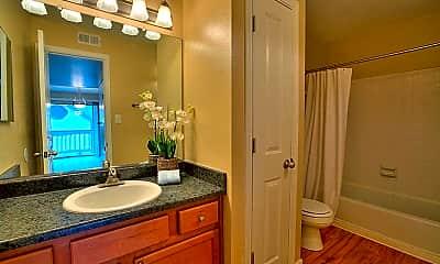 Bathroom, Mountain Run, 2