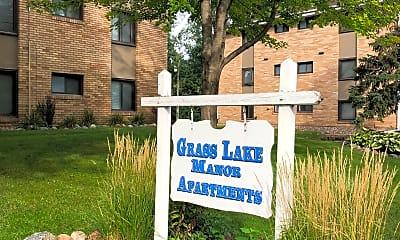 Grass Lake Manor Apartments, 1