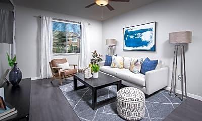 Living Room, 1900 Blue Oaks Blvd, 2