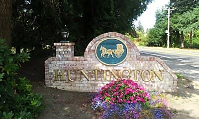 The Huntington Apartments, 1