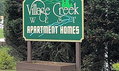 Village Creek West Apartments, 1
