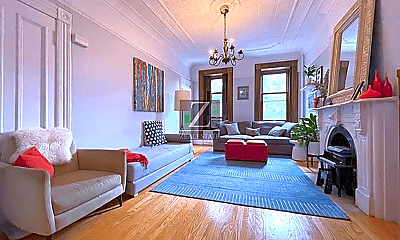 Living Room, 555 10th St, 0