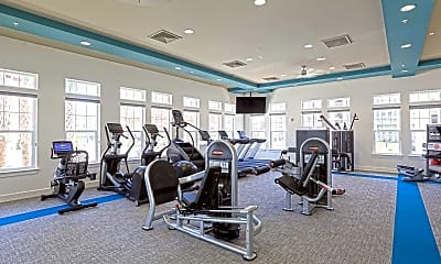 Fitness Weight Room, M South, 2