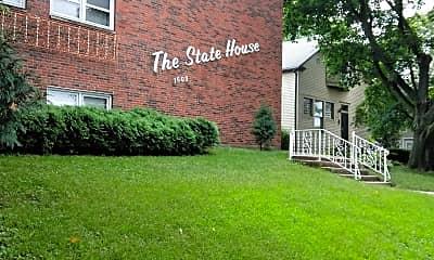 Statehouse Apartments, 1
