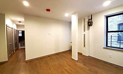 Living Room, 130 Fort Washington Ave, 1