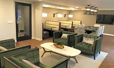Living Room, 433 S 7th St Apt 2128, 2