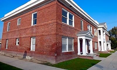 Building, 1701 B St, 0