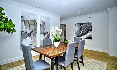 Dining Room, 700 Front St, 1