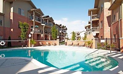 Pool, Bennington Place Apartments, 0
