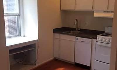 Kitchen, 1734 Spruce St, 1