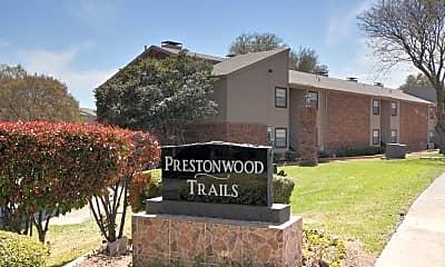 Community Signage, Prestonwood Trails, 2