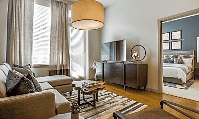 Living Room, 2201 Boll St, 1