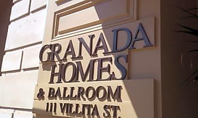 Granada Homes, 1