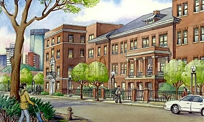 Abbott Apartments, 0