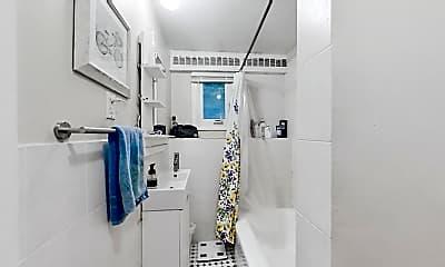 Bathroom, 59A Strathmore Rd., #1A, 2
