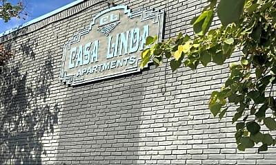 Community Signage, 3245 S Staples St, 2