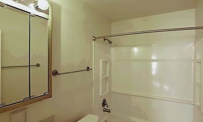 Bathroom, Three Fountains West Cooperative, 2