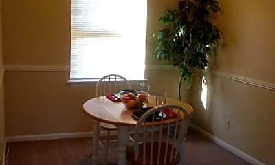 Dining Room, Ledgewood, 2