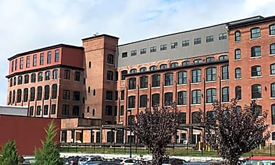 Building, 34 Franklin St 121, 2