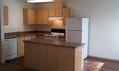 Kitchen, Mountain View Village, 2