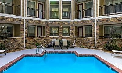 Pool, The Residences at Riverdale, 0