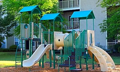Playground, Leaf Stone, 2