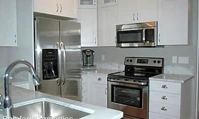 Kitchen, 100 First St, 2