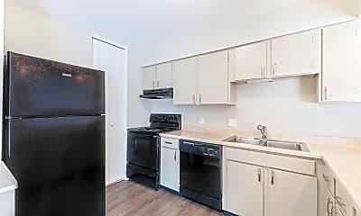 Kitchen, Fountain Parc, 1
