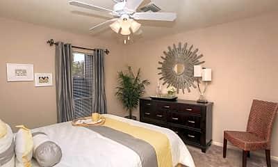 Bedroom, Mark Twain II, 1