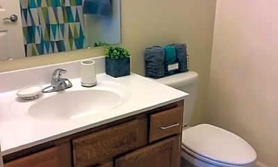 Bathroom, The Annex of Battle Creek, 2