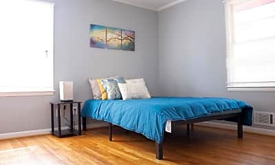Bedroom, Room for Rent -  a 4 minute walk to bus 74, 0