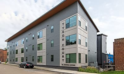 Building, Tyson Court, 2