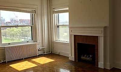 Living Room, 49 Beacon St, 0