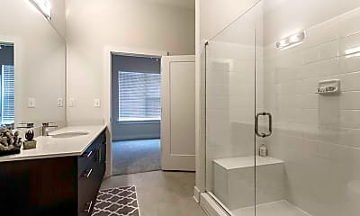 Bathroom, The Melrose, 2