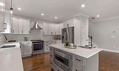 Kitchen, 10 Harrison St, 1