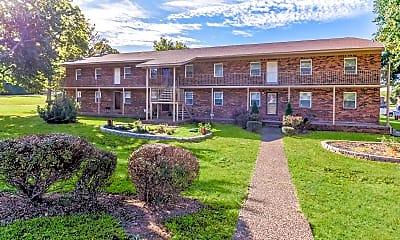 Building, Aspen Meadow Apartments, 0