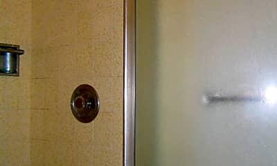 Bathroom, 2724 Channing Way, 2