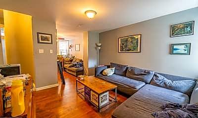 Living Room, 1310 S 18th St, 1