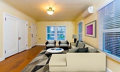Living Room, 609 H St, 0