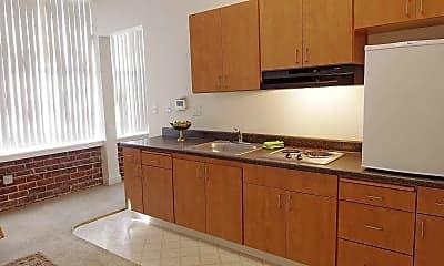 Kitchen, Villas De Amistad, 1