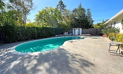 Pool, 315 W Portola Ave, 2