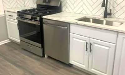 Kitchen, 5154 W Grace St, 2